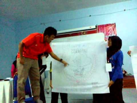 DEAF TEAM BUILDING FOR GIFTED YOUNG LEADER POLITEKNIK MALAYSIA 5