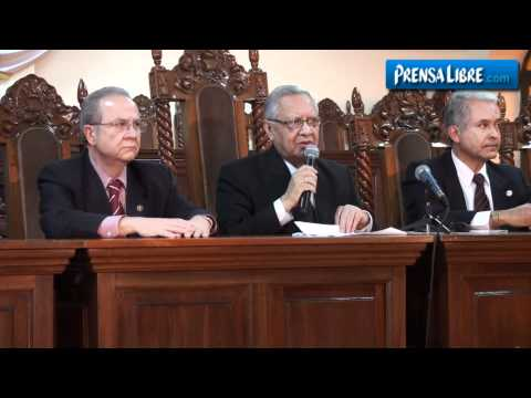 CC niega amparo a Alfonso Portillo y autoriza su extradición