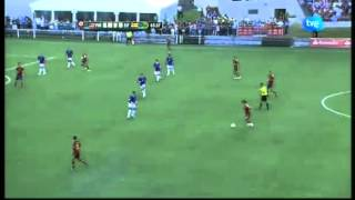 Puerto Rico vs Spain 1-2 full time Cintron goal 15/8/2012