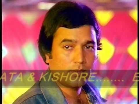 Main Ek Chor Tu Meri Rani - Raja Rani 1973 - R D Burman - Lata & Kishore . Hq . video