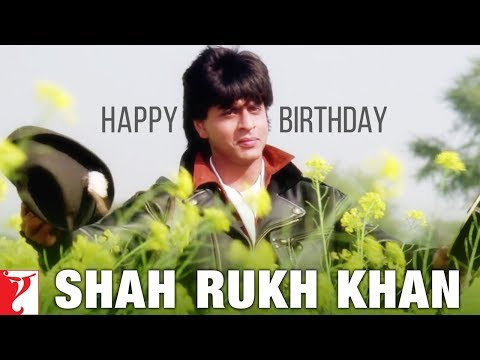 Happy Birthday Shah Rukh Khan