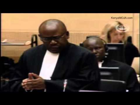 Ruto & Sang ICC Status Conference: 14 Feb 2013 - Part 3
