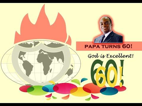 Celebration Of Life 60! - Bishop David Oyedepo video