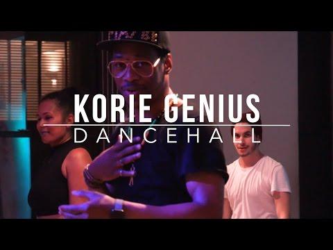 Korie Genius | Beg Dancehall | Walk Away - Gentleman | #bdcnyc