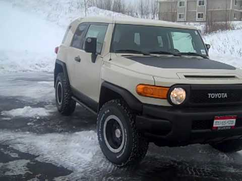 2010 toyota fj cruiser trail teams edition jon. Black Bedroom Furniture Sets. Home Design Ideas