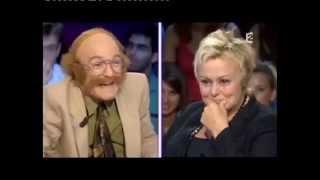 Jonathan Lambert et Muriel Robin - On n'est pas couché 3 octobre 2009 #ONPC
