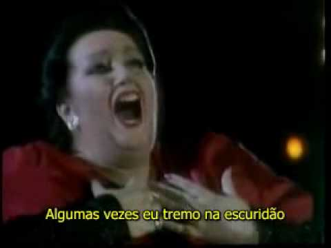 Freddie Mercury and Montserrat Caballe - How can I go on (Legendado em Português) Music Videos