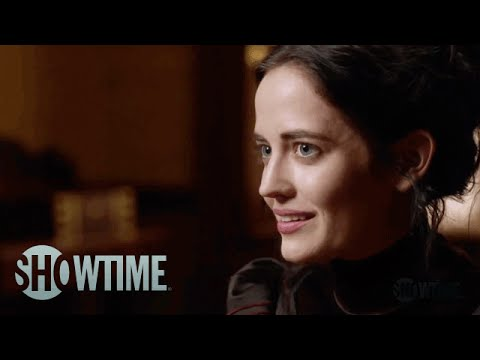 Penny Dreadful | Eva Green on Vanessa Ives | Season 2