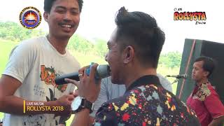 AIR MATA PERPISAHAN - GERY MAHESA OM ROLLYSTA BROW PEKALONGAN 2018