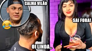 VILÃO LEVOU FORA DE TODAS AS MENINAS NO SHOW DO MC KAPELA