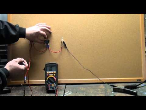 Part 2. Multimeter / test light / Amp clamp  DC Automotive electrical