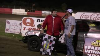 David Wilber Victory Lane Celebration  EBRP  42217