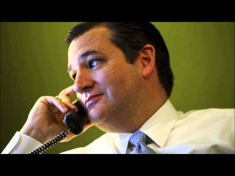 Tele-Town Hall Meeting with Ted Cruz
