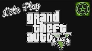 Let's Play - GTA V - Michael's Heist