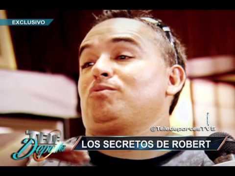 Lo cuenta todo: Las confesiones de Roberto Martínez