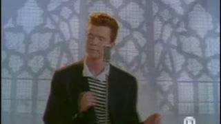 Rick Astley - Never Going To Give You Up