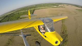 Short Final in a ProCub