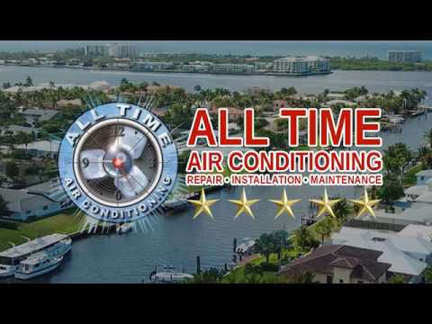 Air Conditioning Repair Company - All Time Air Conditioning