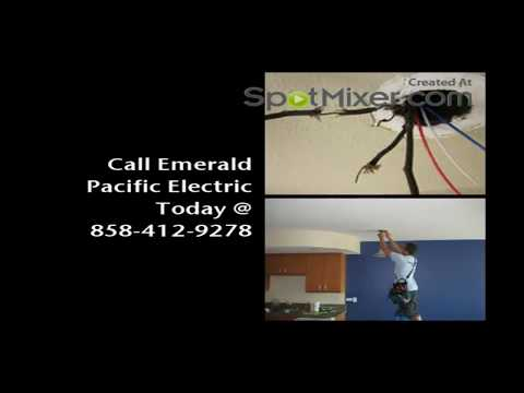 San Diego Commercial Electrical Contracting | Call 858-412-9278 | Emerald Pacific Electric