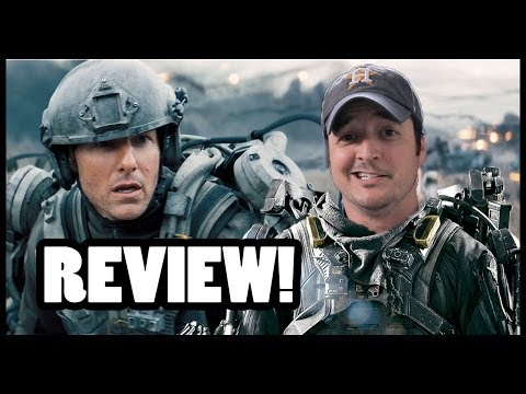 Edge of Tomorrow Review - CineFix Now