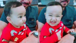 Arif Jiwa joget2 bila Datuk Siti Nurhaliza nyanyi lagu Comel Pipi Merah