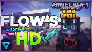 LA MEJOR TEXTURA FLOWS HD PARA MINECRAFT PE 0.15.0 (POCKET EDITION) - 30Likes!!!