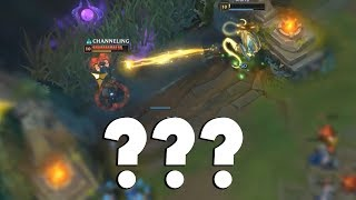 "THAT'S AN ""INTERESTING"" WAY TO GANK MID LANE... 