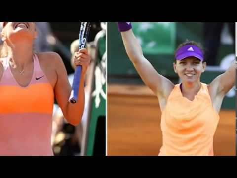 Maria Sharapova Beats Simona Halep To Win French Open MUST SEE