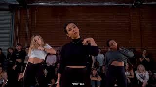 MIRRORED|| Billie Eilish- Bury a Friend- GALEN HOOKS Choreography ft. Maddie Ziegler, Charlize Glass