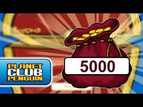 Club Penguin - Novos códigos de 500 moedas! - Setembro 2012