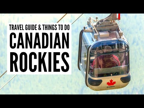 Canadian Rockies Travel Guide - Tour the World TV