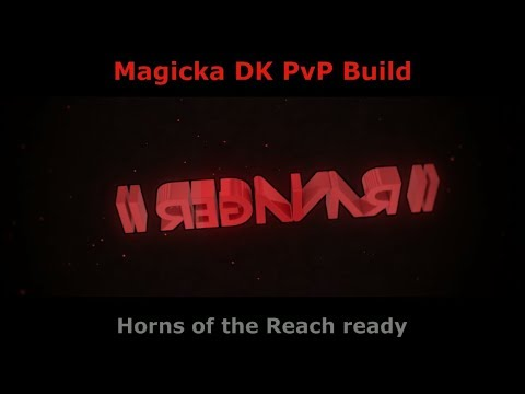 ESO Magicka Dragonknight Build