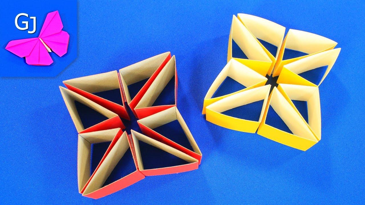 Поделки из своими руками из бумаги оригами
