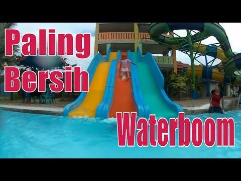 Bermain Di Kolam Renang Anak Waterboom Keren - Waterboom Children's Pool