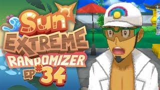 BOY WHAT DID YOU JUST SAY TO ME!? - Pokemon Sun Extreme Randomizer (Episode 34)