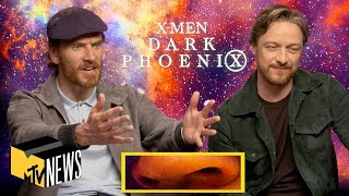 'Dark Phoenix' Cast Play Name the X-Men | MTV News