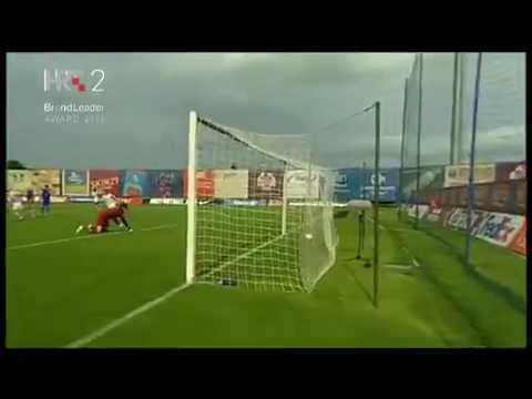 Haris Seferovic goal Vs. Croatia (1-2) ! 2/6/2012