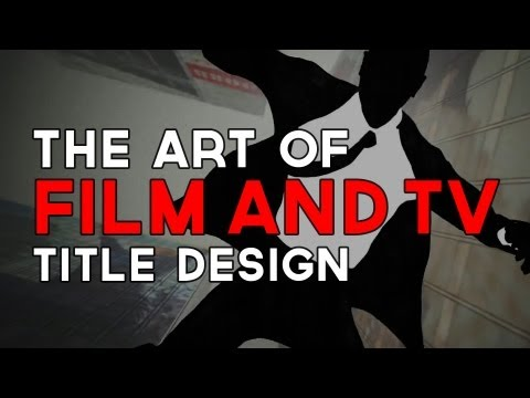 The Art of Film &amp; TV Title Design | Off Book | PBS