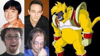 Anime Voice Comparison- Golden Ape Baby Vegeta (Dragon Ball GT)
