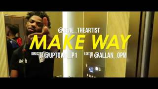 Gene the Artist - Make Way (Official Video) @gene_theartist