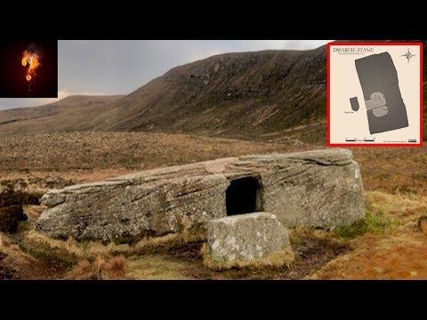 The Dwarfie Stane ~ Built By Ancient Dwarfs?