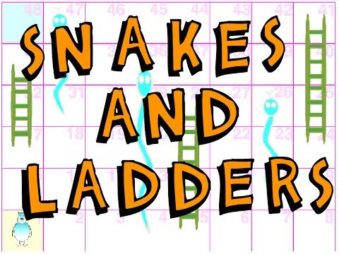 Scratch Snakes and Ladders Tutorial