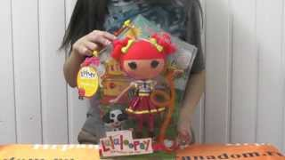 Лалалупси Искорка / Lalaloopsy Ember Flicker Flame