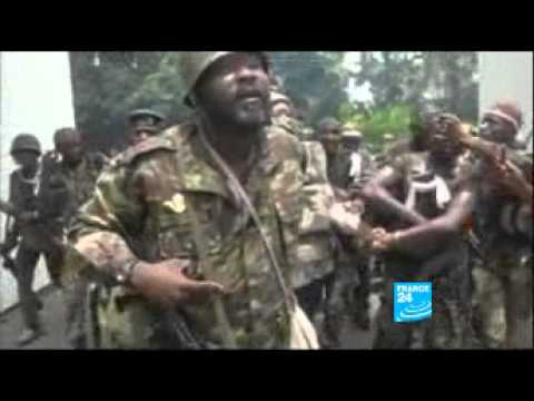 FRANCE 24 - Arrestation de  Laurent Gbagbo.flv
