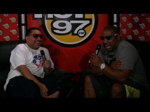 Capone on Cipha's Comedy Corner??