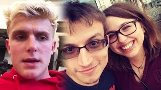 Laci Green Takes The RED PILL! Jake Paul SUED by Neighbors? YouTuber KICKED OUT For Videos?