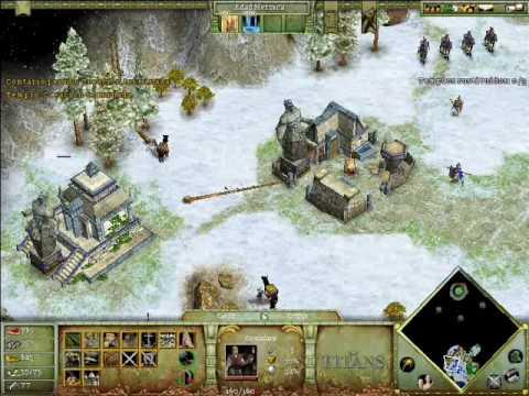 Age of Mythology the Titans - Mision 4 - 1/2.