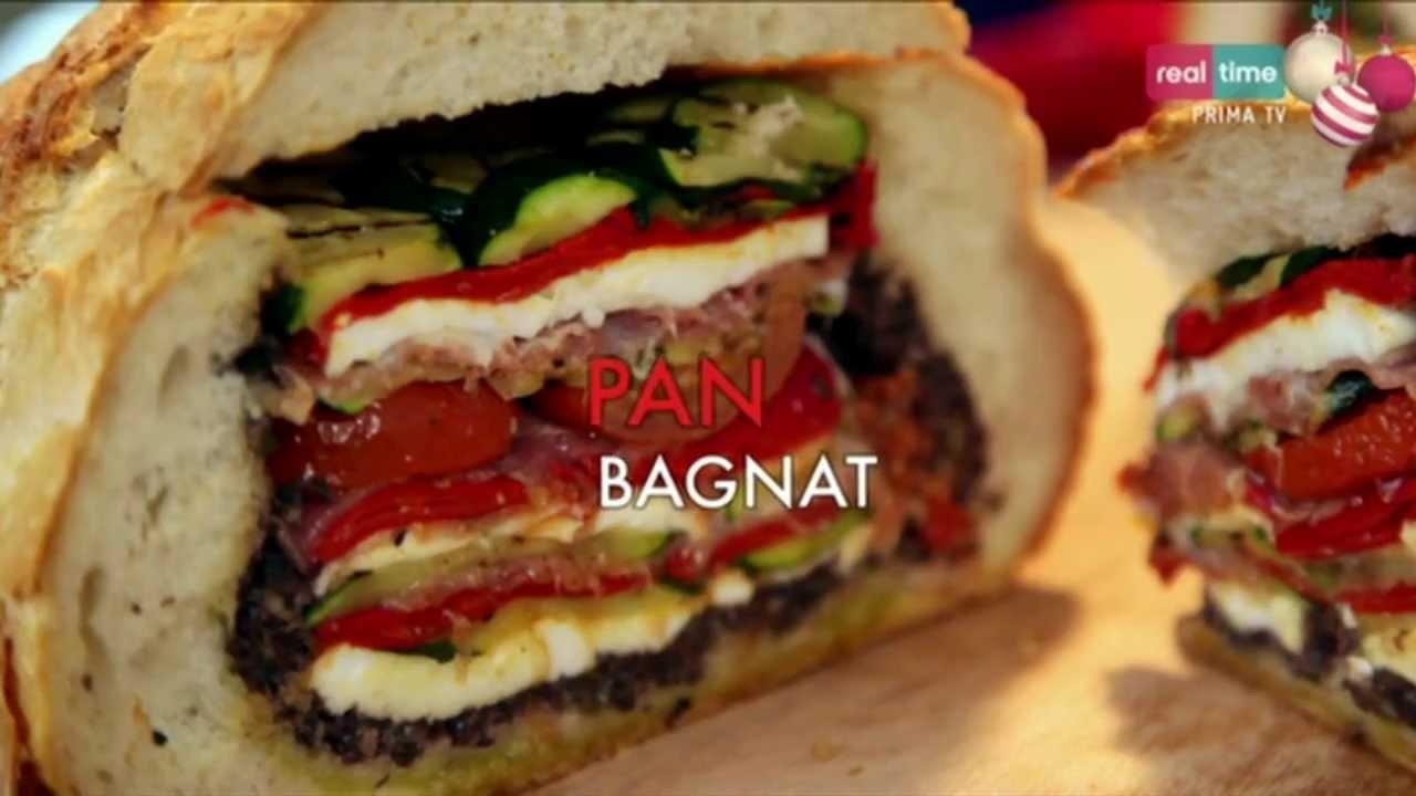 A tavola con ramsay 174 pan bagnat youtube - A tavola con gordon ramsay ...