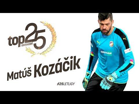 TOP 25 osobností: Matúš Kozáčik