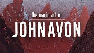The Magic Art of John Avon: Perspective